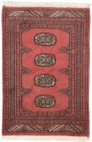 authentic hand knotted karachi bokhara carpet pink rose home decor