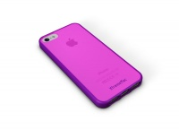 iphone 55sse micro shield accent xtrememac purple