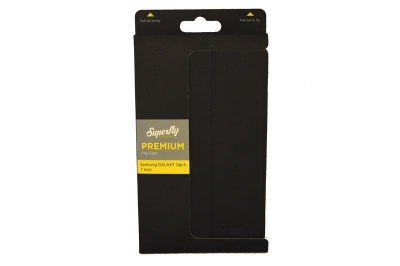 """Photo of Superfly Tablet Case Samsung Tab 4-7"""" - Black"""