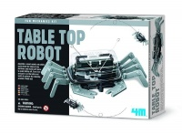 4m table top robot electronic toy