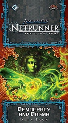 Photo of Android Netrunner LCG Democracy and Dogma