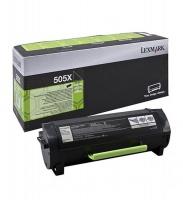 lexmark 50f5x00 xl black toner