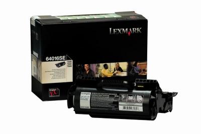Photo of Lexmark 64016SE Black Toner