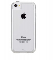 iphone 5c tough naked case mate clearclear