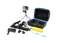 jivo go gear 6 in 1 kit for action cameras kit