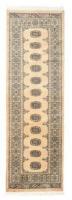 authentic karachi bokhara beige 250cm x 74cm home decor