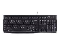 logitech k120 usb corded keyboard