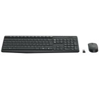 logitech mk235 wireless keyboard and mouse set