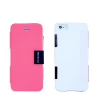 iphone 55sse karapace sider elli capdase pinkwhite
