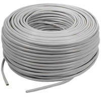 300m cat5e network cable grey