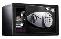masterlock medium digital security safe and key over ride lock