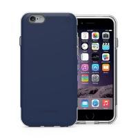 puregear apple iphone 6 and 6s dualtek pro blue clear
