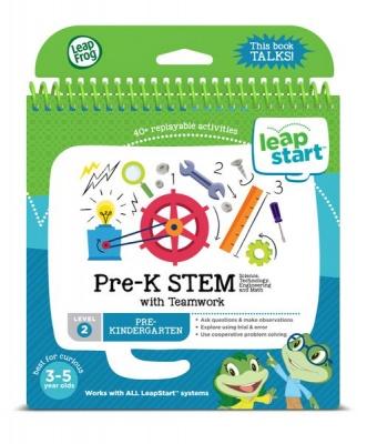 LeapFrog Leapstart Junior Pre K Stem