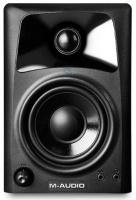 m audio active av32 monitors pair studio monitor