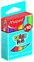 maped colorpeps chalk 10 pieces chalk