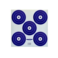 gortek target 5 circle 50 pack pods bag