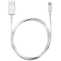 targus lightning to usb charging cable 1m