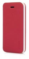 capdase folder case sider baco for iphone 5c redwhite