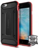 spigen neo hybrid case for iphone 6s red