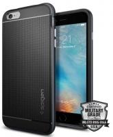 spigen neo hybrid metal case for iphone 6s plus slate