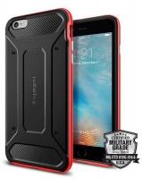 spigen neo hybrid case for iphone 6s plus red