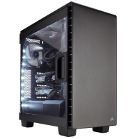 corsair carbide 400c atx case windowed tablet accessory