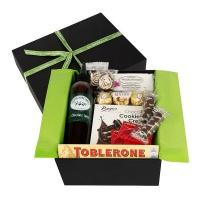 Chocolate Sauce Desert Gift Box