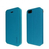 capdase folder case sider baco iphone 55sse blue and