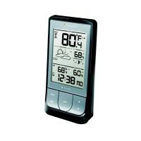 Oregon Bar218HG Home Bluetooth Enabled Weather StatiON Dark Grey