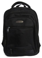 power land laptop backpack black bh d30486