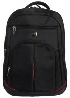 power land laptop backpack black bh s140184