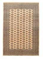 authentic karachi bokhara carpet 300cm x 200cm home decor