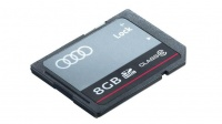 audi sd card 8gb