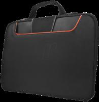 commute 116 laptop sleeve w memory foam