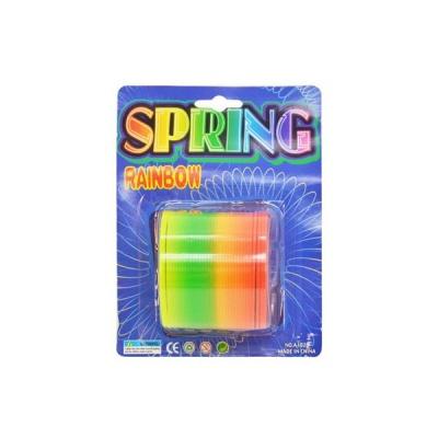 Small Plastic Rainbow Slinky