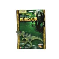 T Rex 6 Dinosour Blister Card