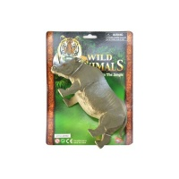 Rhino 10 Rhino Blister Card
