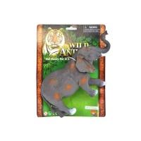 Elephant 10 Elephant Lion Blister Card