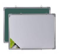 bulk pack x 2 board dry wipechalk 60x45cm office machine
