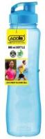Addis 800ml Sports Bottle Pop Up Cap Blue