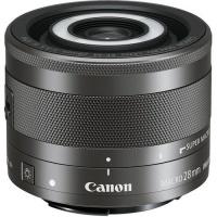 canon m 28mm f stm macro camera len