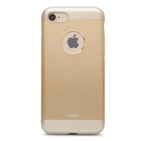 moshi armour case for apple iphone 7 satin gold