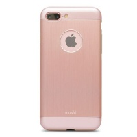 moshi armour case for apple iphone 7 plus golden rose