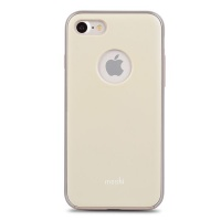 moshi iglaze case for apple iphone 7 mellow yellow