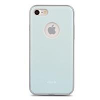 moshi iglaze case for apple iphone 7 powder blue