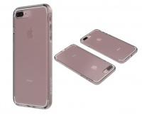body clownfish aluminium case for glove iphone 7 plus clear