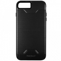 macally k stand case for iphone 7 plus8 plus black