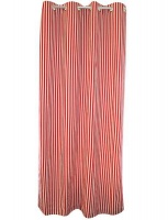 whiteheads blockout curtain clifton stripe red curtain