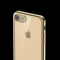switcheasy flash case for apple iphone 78 gold