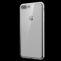 switcheasy flash case for apple iphone 7 plus silver